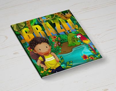 "The Series ""Travel around the world "" - Pack 2"