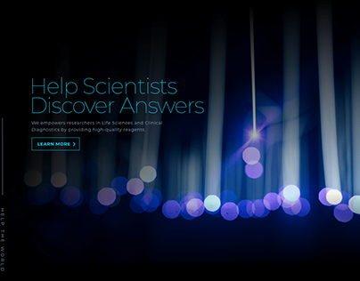 BioTech Web Design