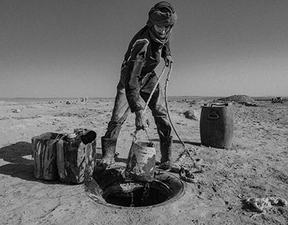 Sahrawi: in No Man's Land, Algeria