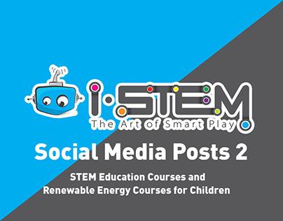 Social Media Posts For Istem Egypt 2