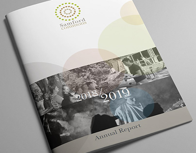 Samford Commons Annual Report 2019