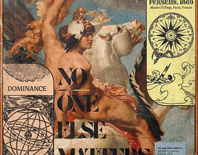 NO ONE ELSE MATTERS - (Artwork)