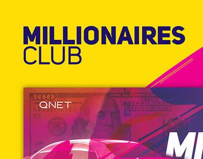 Millionaires Club - QNET Pathfinders Egypt