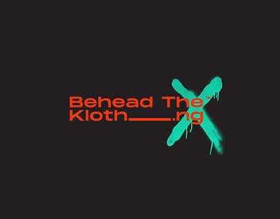 BTKLOTH - BRAND ELEMENTS