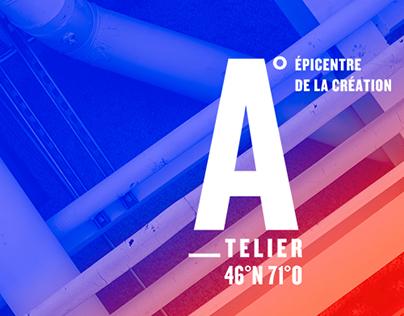 Site Web - Expo Atelier - Épicentre de la Création