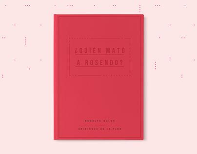 Rodolfo Walsh — Libro