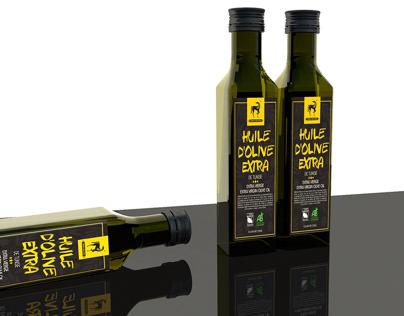 TERRA DELYSSA Huile d'olive