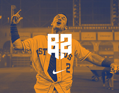 Alex Bregman: Logo and Identity Concept