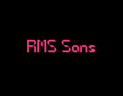 RMS Sans