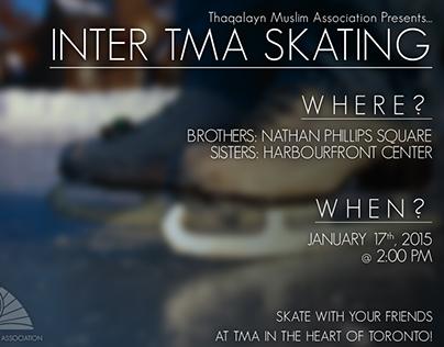Inter TMA Skating Event