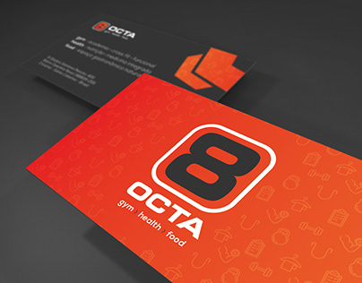 Branding // OCTA gym