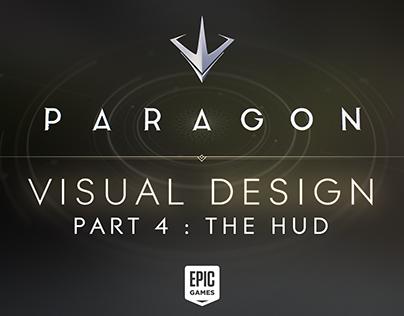 Paragon: UI/UX Design : HUD