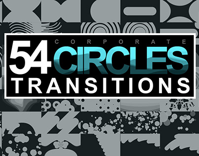 Corporate Circles Transitions Pack