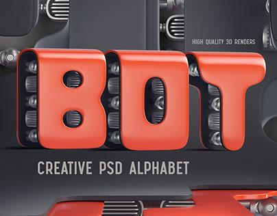 BOT alphabet