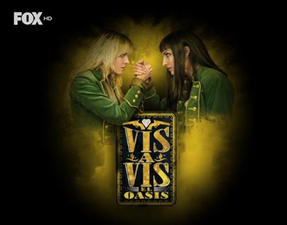 Secondary Motion Graphics for Vis a Vis TV Premiere