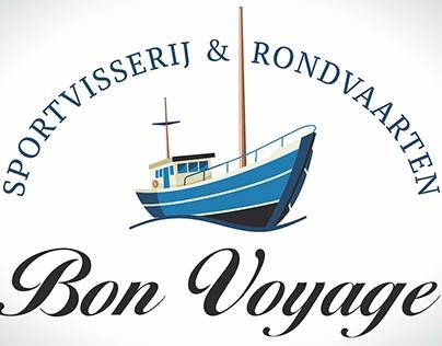 "Segelkutter ""Bon Voyage"""