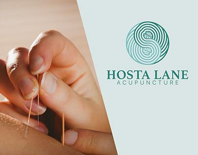 Hosta Lane Acupuncture / Identity
