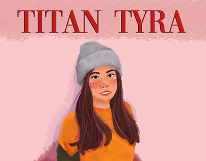 TITAN TYRA ILLUSTRATION