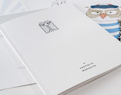 Personal Branding - Portfolio Mariquita