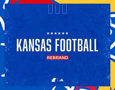 Kansas Football Rebrand