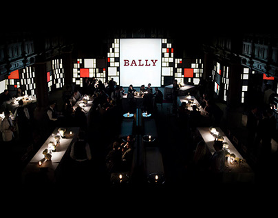BALLY — Bond St Gala Dinner
