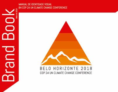 Conference COP 24 - Identidade visual Belo Horizonte