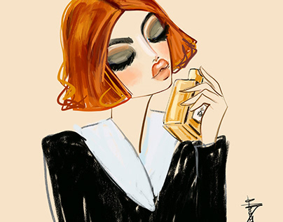 Fashion Illustrations_Editorial