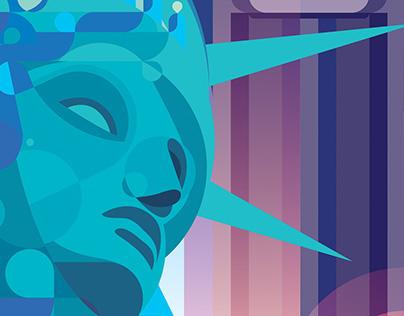 DKNY: Lost in Metropolis