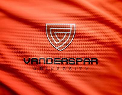 Vanderspar University Branding