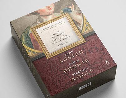 Box Grandes Escritoras da Literatura Inglesa