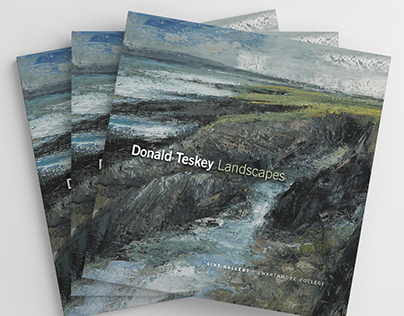 Donald Teskey Landscapes Catalog