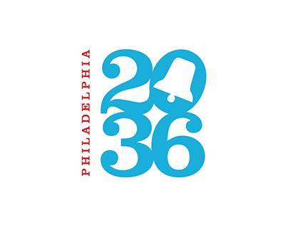 Olympic Bid Logo: Philadelphia