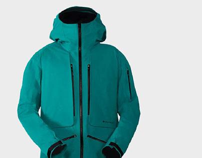 Open Wear Outerwear Re Design