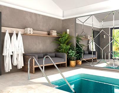 KSD-design: Swimming pool