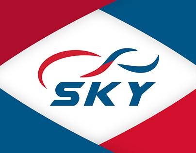 Sky Aviation Rebranding Unofficial