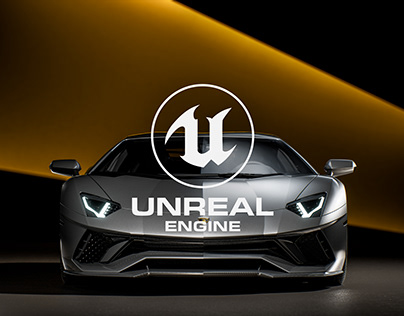 AVENTADOR S - Unreal Engine 4 RTX