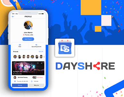 DayShare: World's Best Social Media Event Creator in yo