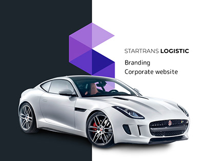 Star Trans Logistic   Branding & corporate website