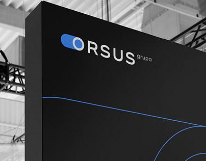 Orsus Grupa Redesign