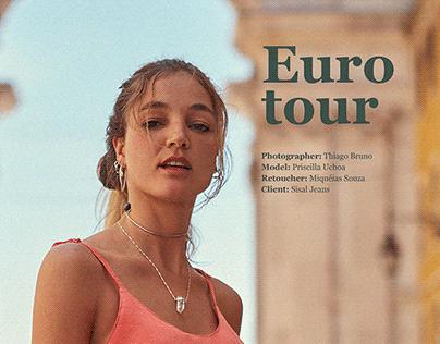 Sisal Jeans • Euro Tour