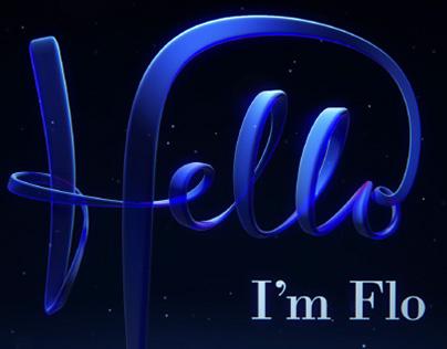 Hello, I'm Flo