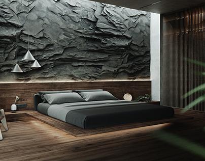 Natural Bedroom II