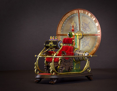 The Time Machine | Scale Model | Video & Photography