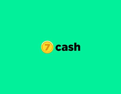 7 Cash Financeira - Branding project