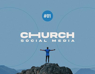 Social Media #01 - Church