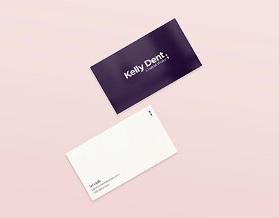 Kelly Dent / Branding