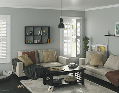 CGI Interior Visualization 04