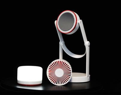 YOYO-A series of wireless charging smart devices.