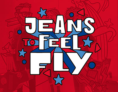 SALSA Jeans to feel fly