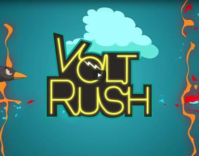 Volt Rush Promo Animation